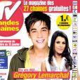 Magazine TV Grandes Chaînes en kiosques le 26 décembre 2016.
