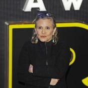 Carrie Fisher : La princesse Leia de Star Wars est morte à 60 ans