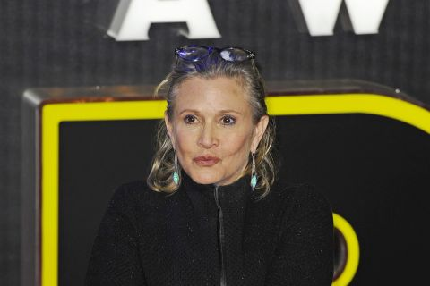 Carrie Fisher : La princesse Leia de Star Wars est morte à 60 ans