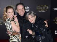 Debbie Reynolds, Carrie Fisher : Billie face à la mort de sa mère et sa mamie
