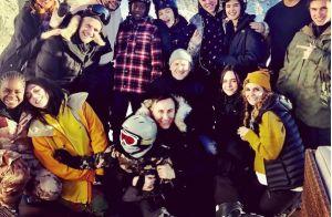 Madonna : Complice avec tous ses enfants pour skier en Suisse