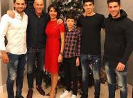 Zinedine Zidane : Mi-temps en famille, il retrouve son joli clan uni