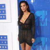 Kim Kardashian maquillée jusqu'à l'entrejambe... La preuve !