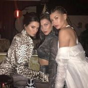 Kendall Jenner et Bella Hadid : Ultrasexy pour fêter le Nouvel An