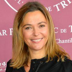 sandrine qutier 95me qatar prix de larc de triomphe lhippodrome - Mariage De Sandrine Quetier