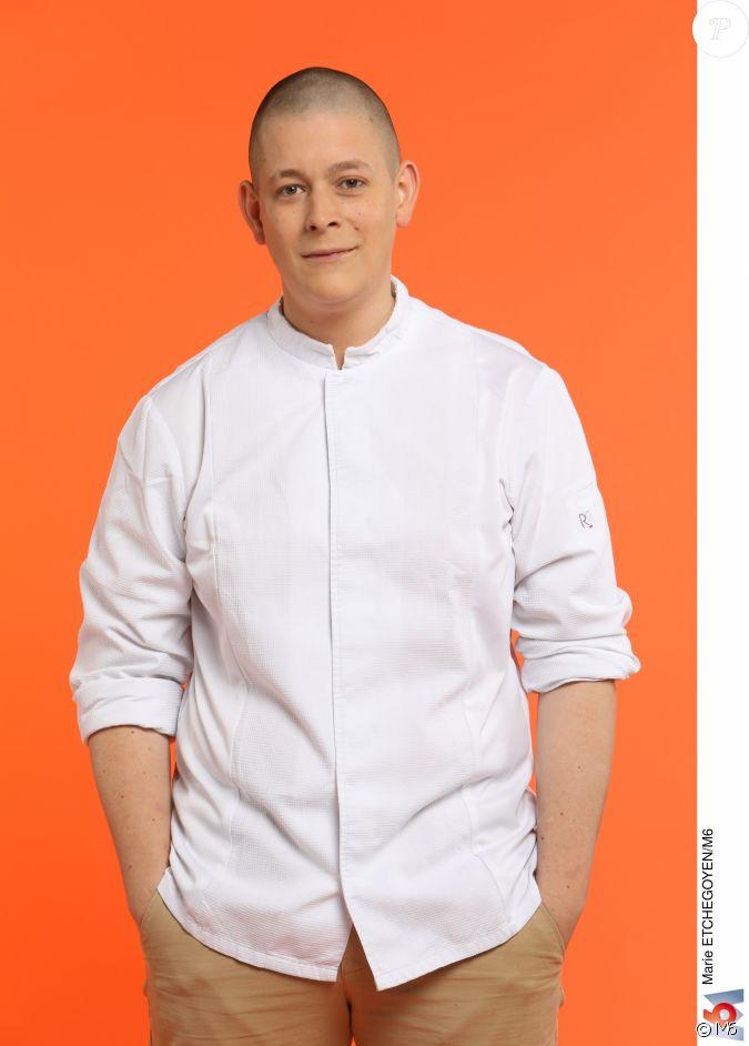 Julien wauthier 33 ans candidat de top chef 2017 sur for Cuisinier connu