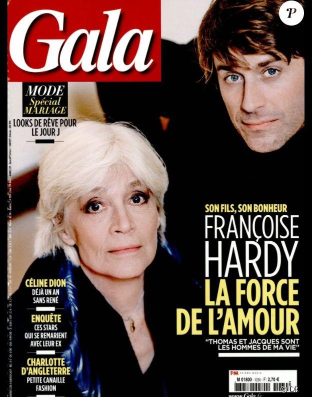 Le magazine Gala du 4 janvier 2017