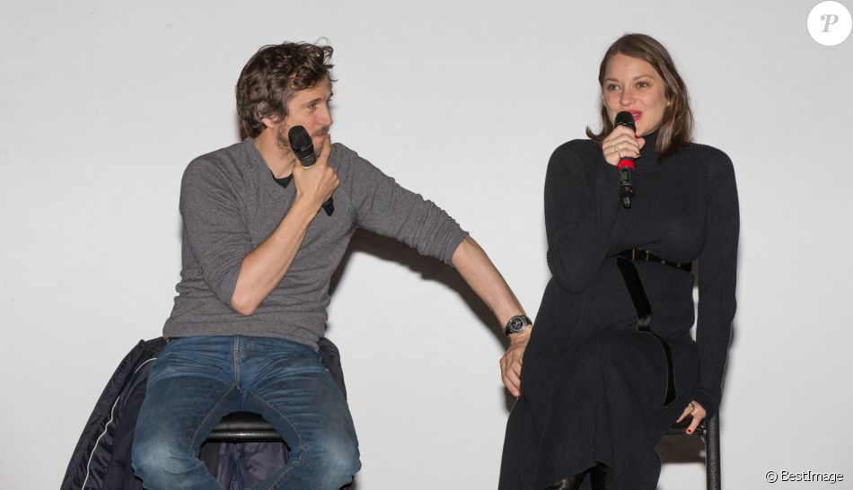 guillaume canet marion cotillard
