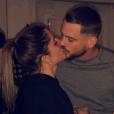 """""""Coralie Porrovecchio et Raphaël Pépin de """"Secret Story"""" de nouveau en couple, Snapchat, vendredi 16 décembre 2016"""""""