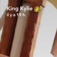 """""""Kylie Jenner sur Snapchat le 4 janvier 2017"""""""