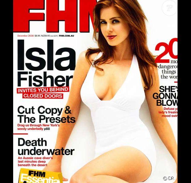 Isla Fisher, irrésistible