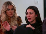 Kim Kardashian, en larmes, évoque pour la 1re fois son braquage à Paris...