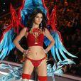 """Kendall Jenner au défilé """"Victoria's Secret Paris 2016"""" au Grand Palais à Paris, le 30 novembre 2016. © Denis Guignebourg/Bestimage"""
