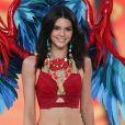 Kendall Jenner au Défilé Victoria's Secret Paris 2016 au Grand Palais à Paris, le 30 novembre 2016. © Cyril Moreau/Bestimage