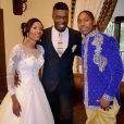 Mariage de Caster Semenya et Violet Raseboya, à Pretoria, le 7 janvier 2017