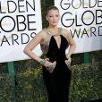 """""""Blake Lively, habillée d'une robe Haute Couture Atelier Versace - 74ème cérémonie annuelle des Golden Globe Awards à Beverly Hills, le 8 janvier 2017. © Olivier Borde/Bestimage"""""""