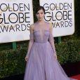 """""""Hailee Steinfeld, habillée d'une robe Vera Wang - La 74ème cérémonie annuelle des Golden Globe Awards à Beverly Hills, le 8 janvier 2017."""""""