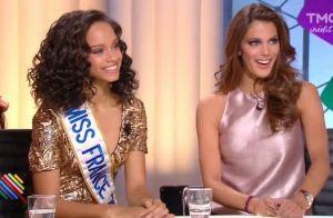 Alicia Aylies (Miss France 2017) rappelée à l'ordre par Miss France 2016 !