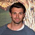 Vincent Clerc lors de la première de Cendrillon au Grand Rex à Paris le 22 mars 2015.
