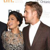 Eva Mendes, pudique, réagit à la déclaration d'amour de Ryan Gosling