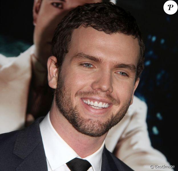 """Austin Swift (frère de Taylor Swift) - Avant-première du film """"Live By Night"""" (""""Ils vivent la nuit"""") au Chinese Theatre à Hollywood, Los Angeles, le 9 janvier 2017."""