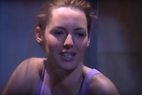 Louise Bourgoin : Sa première apparition télévisée en 2003... dans Fort Boyard
