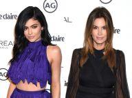Kylie Jenner et Cindy Crawford : Tandem glamour sur la lancée des Golden Globes