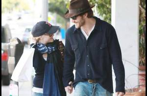 PHOTOS : Reese Witherspoon et Jake Gyllenhaal, un couple en totale harmonie... même question look !