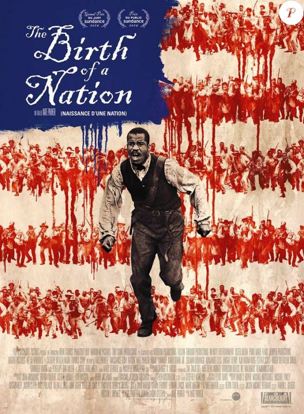 Affiche du film The Birth of a Nation, en salles le 11 janvier 2017