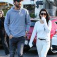 Scott Disick et Kourtney Kardashian sont allés déjeuner au restaurant Marmalade Cafe à Calabasas. Malgré leur séparation, ils semblent garder une bonne entente. Le 25 novembre 2015