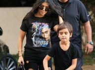 Kourtney Kardashian à nouveau enceinte ? Elle attendrait son 4e enfant !
