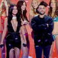 Selena Gomez et The Weeknd au défilé Victoria's Secret à New York le 10 novembre 2015