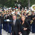 Christine Ockrent et Bernard Kouchner