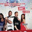 Bonjour Ivresse, de Franck Le Hen, avec Emmanuelle Boidron, Franck Le Hen et Sylvain Potard en alternance avec Kevin Miranda, jusqu'au 1er avril au Théâtre Daunou à Paris.
