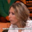 Maud Fontenoy est l'invitée d'AcTualiTy sur France 2 le 13 janvier 2017. Elle est interpellée par la chroniqueuse Isabelle Saporta