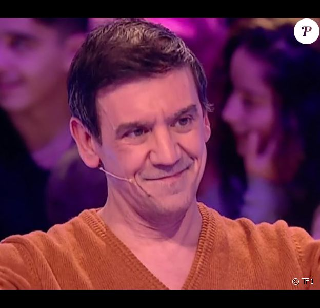 """Christian lors de son élimination - """"12 Coups de midi"""", samedi 14 janvier 2017, TF1"""