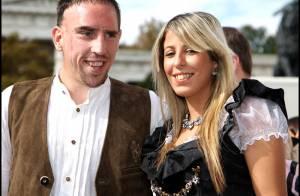 Franck Ribéry bientôt papa !