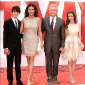 Catherine Zeta-Jones : Sa fille Carys, 13 ans, et future star comme sa mère ?
