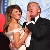 Melania et Donald Trump : Robe française et moqueries au bal de l'investiture