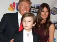 Donald Trump : Son fils de 10 ans, Barron, critiqué, Chelsea Clinton le défend