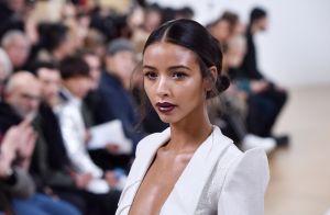 Fashion Week : Flora Coquerel, mannequin et spectatrice sublime