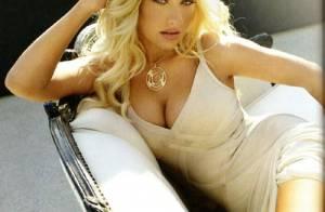 PHOTOS : Christina Aguilera, une fois n'est pas coutume, elle est sexy et glamour !