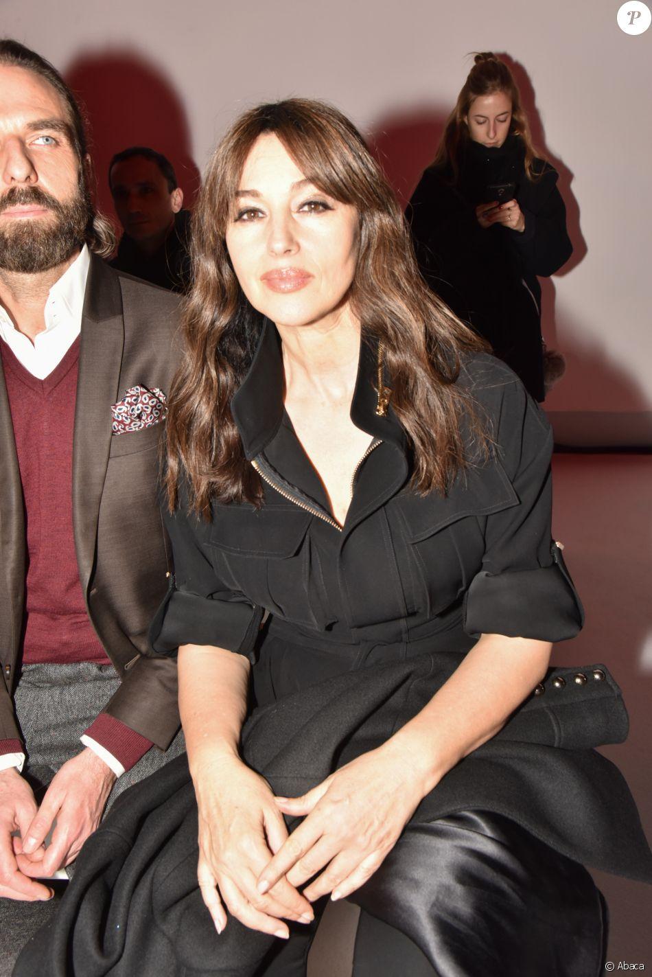 Fashion week janvier 2017 - Monica Bellucci D 233 Fil 233 Alexandre Vauthier Collection