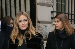 Fashion Week : Anouchka Delon ravissante au défilé Elie Saab