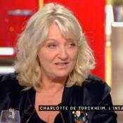 """Charlotte de Turckheim : """"J'ai tourné dans un film porno sans le savoir"""""""
