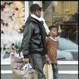 P. DIddy fait du shopping avec son fils Justin