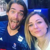 Camille Lacourt : Sa folle soirée avec la jolie footballeuse Laure Boulleau