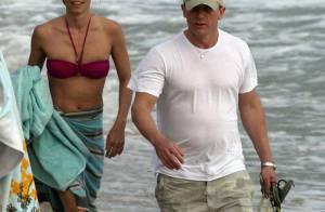 PHOTOS : Daniel Craig et sa jolie fiancée... vacances de rêve à Saint-Barth' pour 007 !