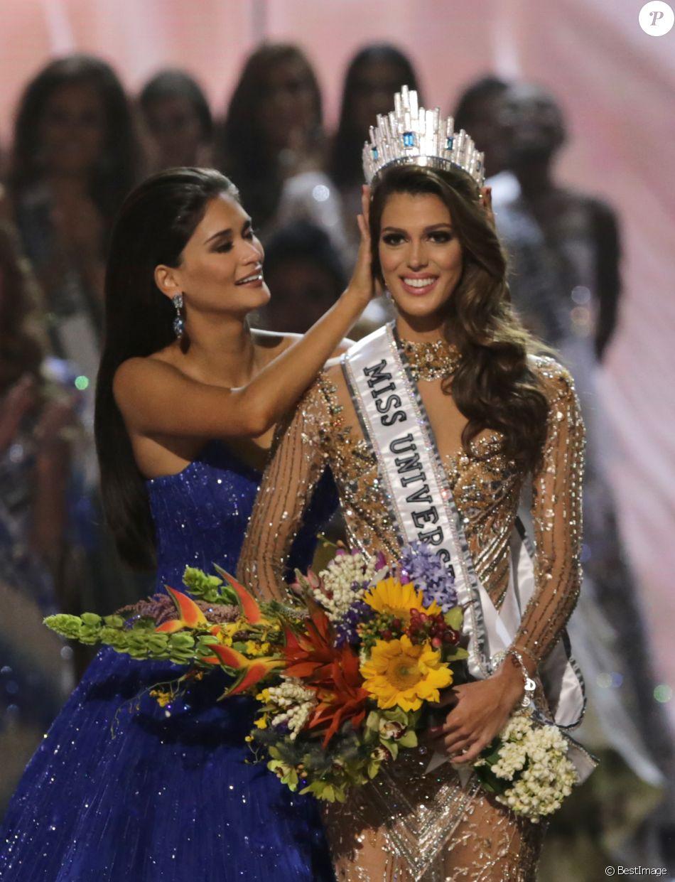 Iris mittenaere sacr e miss univers 2016 nos ex miss - Miss univers iris mittenaere ...