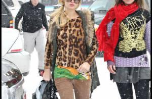 PHOTOS : Paris Hilton, carton rouge ! Pour ce look... tu sors !